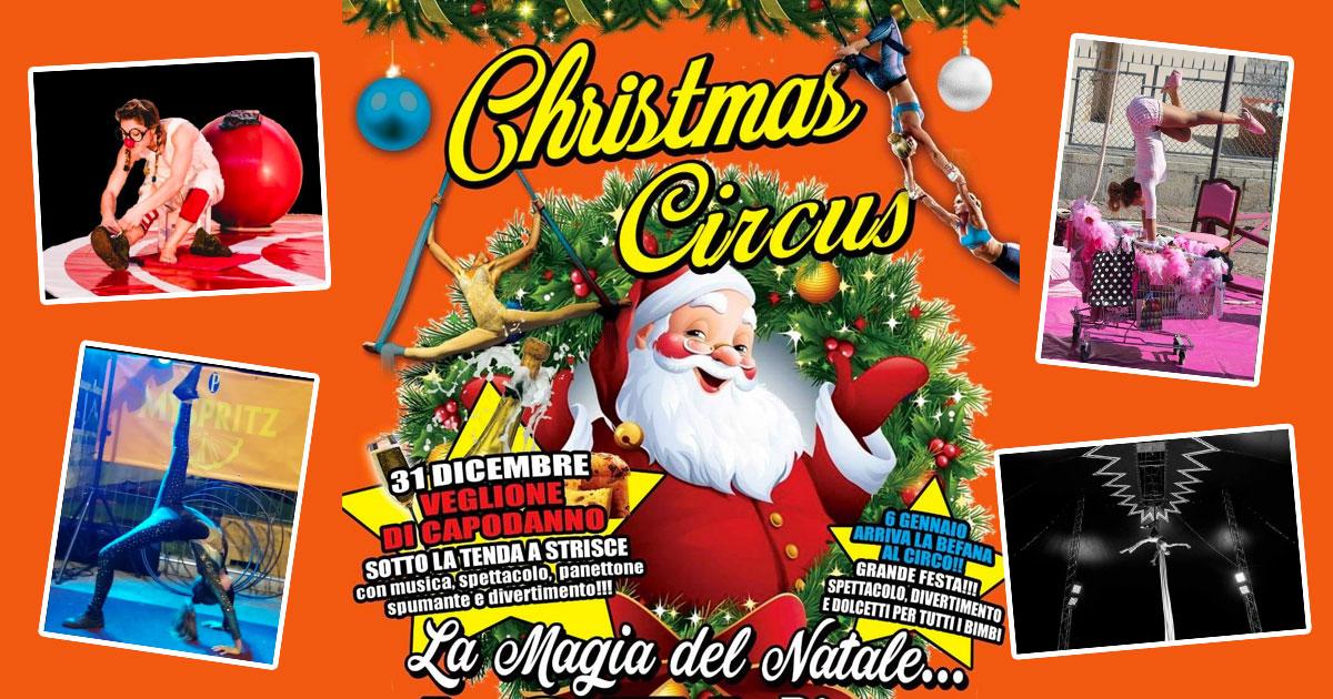 Christmas Circus Asti Biglietti Scontati