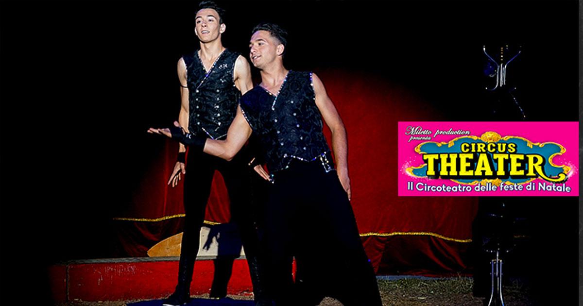 Circus Theater Biglietti Scontati