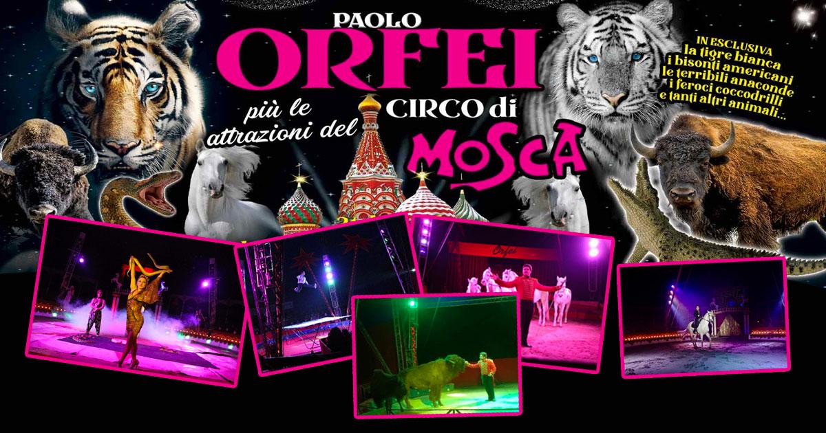 Circo Paolo Orfei Mosca