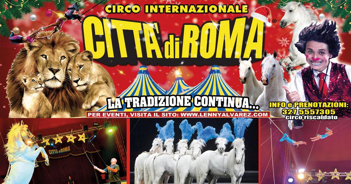 Circo Citta Roma Biglietti Scontati