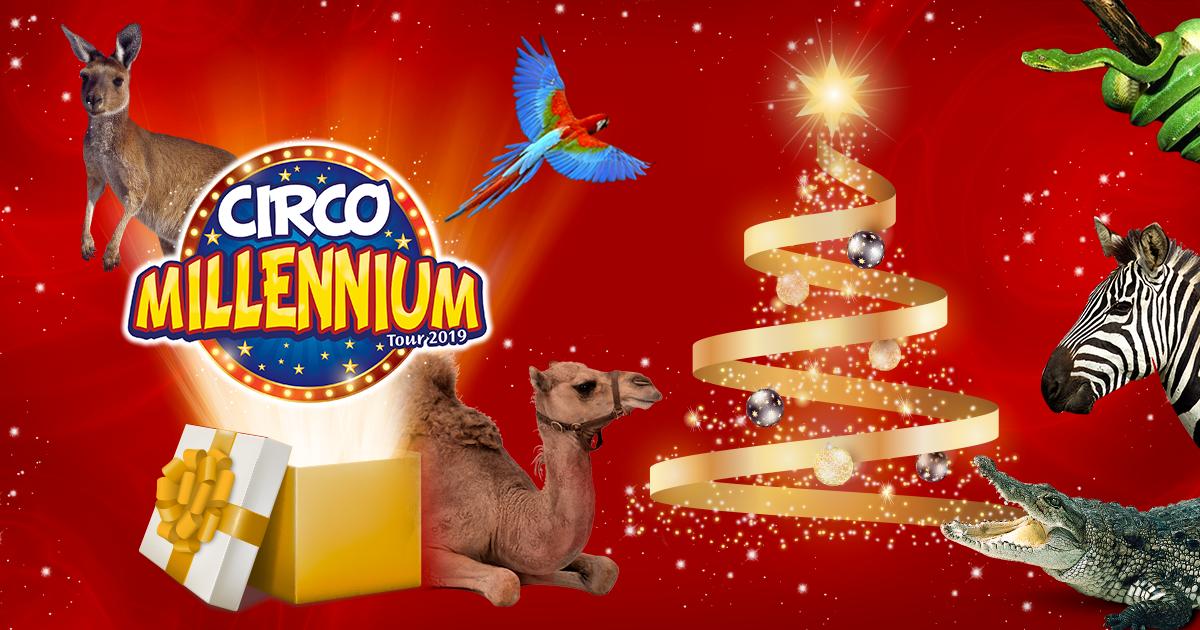 Circo Millennium a Legnano Biglietti Scontati