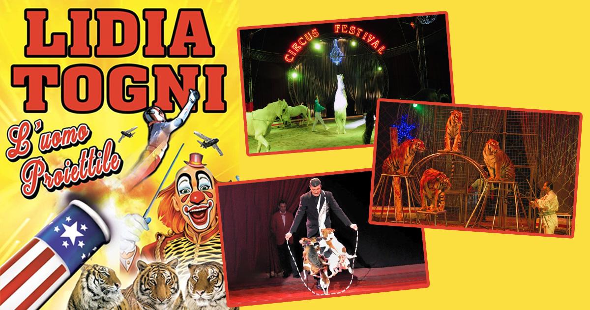 Circo Lidia Togni Circo delle Stelle