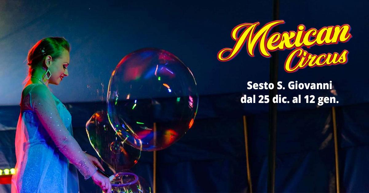 Mexican Circus Sesto San Giovanni
