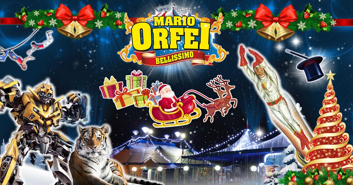 Circo Mario Orfei Biglietti Scontati