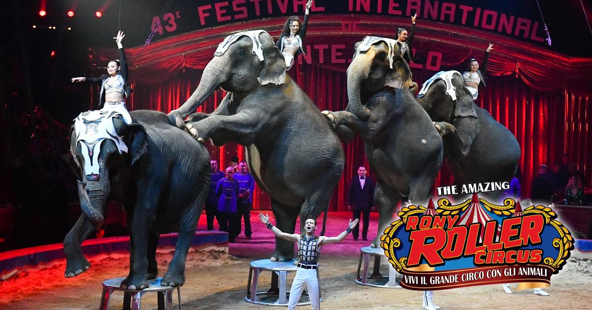 Circo Rony Roller Roma